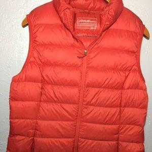Eddie Bauer Red vest